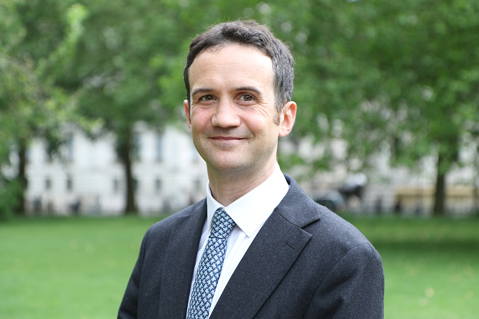 British Consulate General Andrew Whittaker